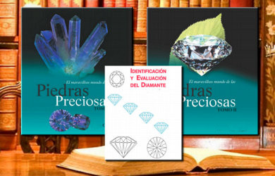 Books on Gemology, please clic on image